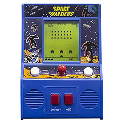 space invaders arcade game mini