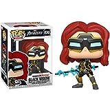 AVENGERS - Bobble Head POP N° xxx - Black Widow (Stark Tech Suit)