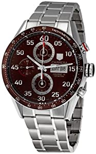 TAG Heuer Men's CV2A12.BA0796 Carrera Chronograph Watch image