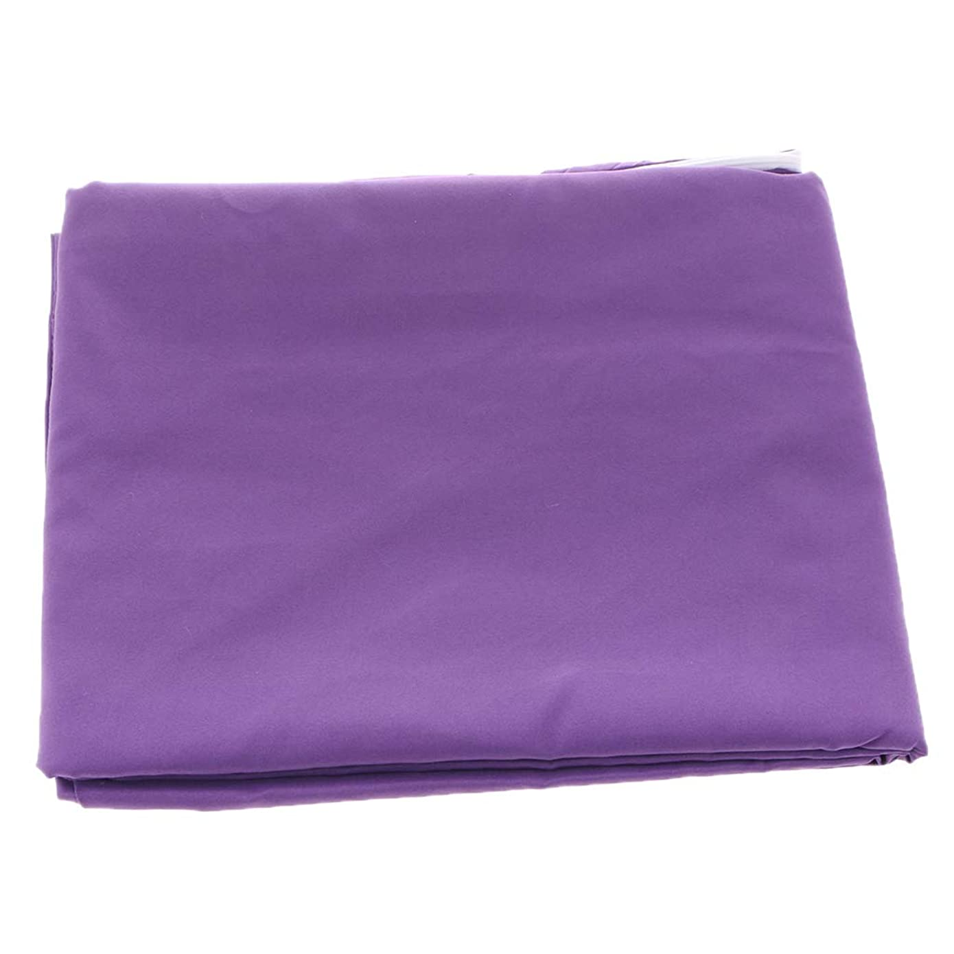苦しめるキー親B Blesiya 畳 綿製 マットレスカバー マットカバー 快適睡眠 通気性抜群 洗濯可能 防汚 全6色5サイズ - パープル, 100x200cm