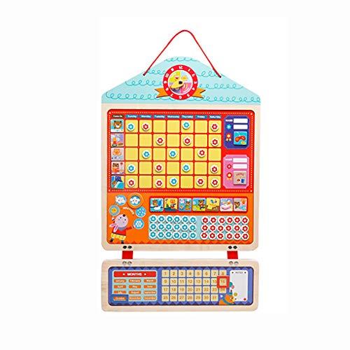 Verhalten Belohnung Chore Magnetic Verantwortung Diagramm Belohnung Chore Kinder Verhalten Nimmt Brett Kinder Baby-pädagogischer Kalender Playboard