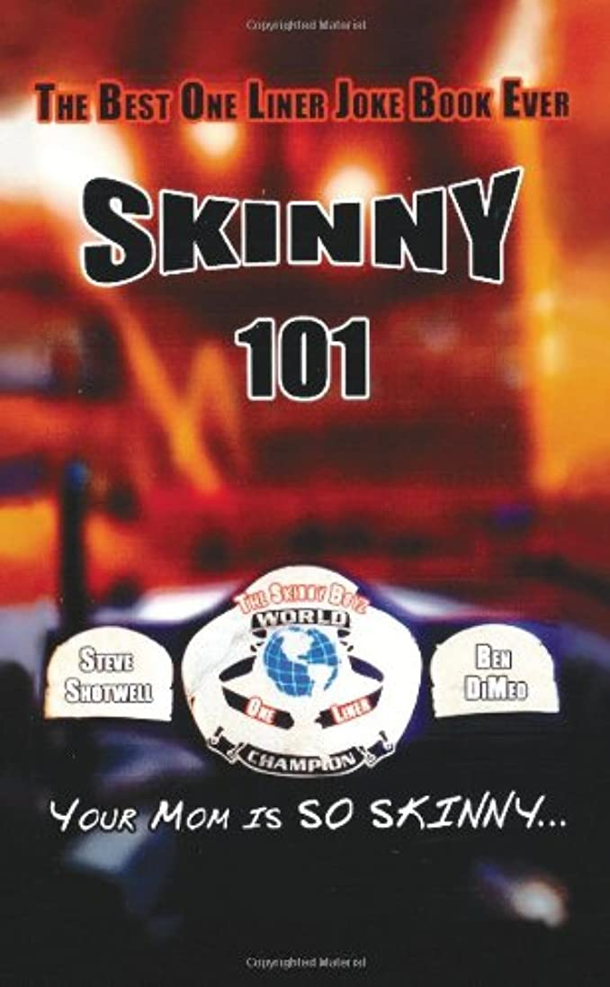 許可五十セラフSkinny 101: The Best One Liner Joke Book Ever