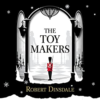 The Toymakers cover art