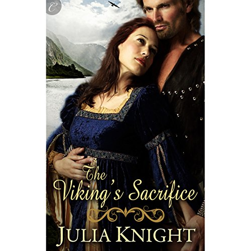 The Viking's Sacrifice audiobook cover art