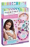 Make It Real Bedazzled! Charm Bracelets - Blooming Creativity. DIY Charm Bracelet Making