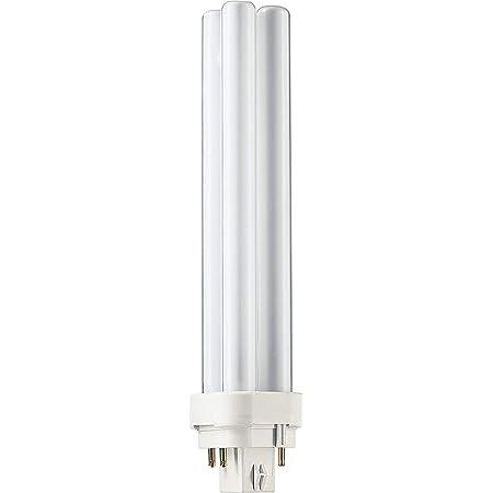 Philips Ampoule Economie d'énergie MASTER PL-C 4P, 26 Watt W / G24q-3 / 840