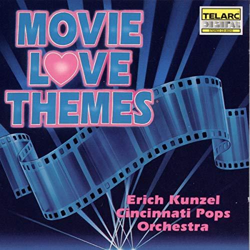 Cincinnati Pops Orchestra - Movie Love Themes
