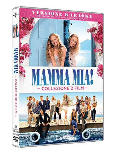 Dvd - Mamma Mia! Collection (2 Dvd) (1 DVD)