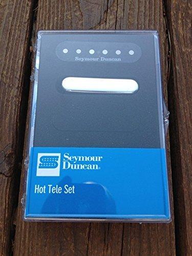 Seymour Duncan Hot for Tele Pickup Set Fender Telecaster Bridge & Neck 11208-11