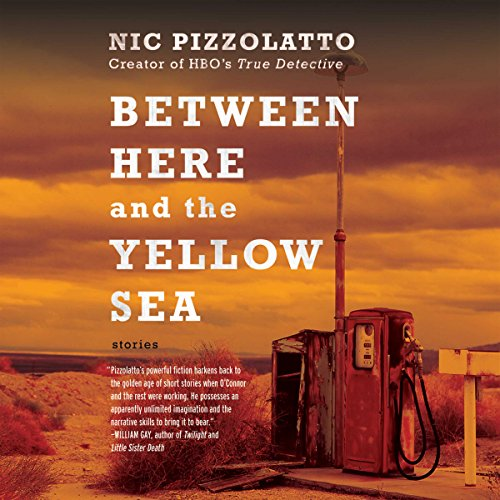 Between Here and the Yellow Sea audiobook cover art