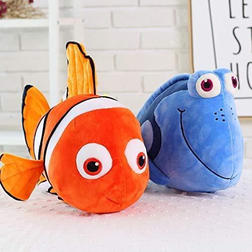 23Cm Juguete De Felpa Simulación Buscando A Nemo Dory Juguetes De Peluche Animal De Peluche Película De Dory Lindo Pez Payaso Suave