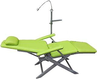 Frgnce 折りたたみ歯科用ポータブル診療チェア 歯科診療ユニット