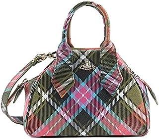 (ヴィヴィアン?ウエストウッド) VIVIENNE WESTWOOD SMALL HAND BAG ハンドバッグ #42010014-40010 O115 MULTI 並行輸入品