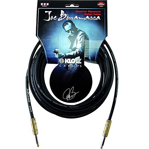 Klotz Joe Bonamassa 6m · Cable instrumentos