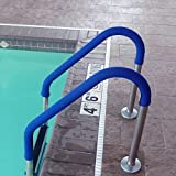 Blue Wave NE1253 Blue Grip for Pool Handrails, 8-Feet, Each (Sold individually, not in pairs)
