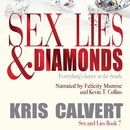Sex, Lies & Diamonds audiobook cover art