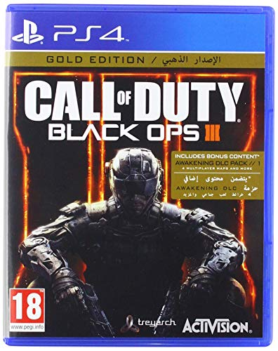 Call of Duty: Black Ops 3 - Gold Edition (English/Arabic Box) (PS4)