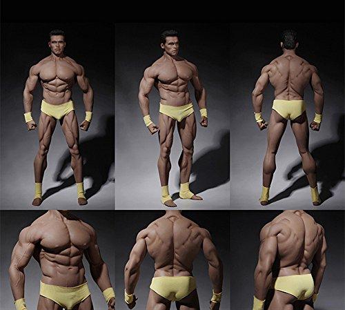 Povit ファイセン・リミテッド 超柔軟アジア男性シームレス ボディ(PL2016-M34)