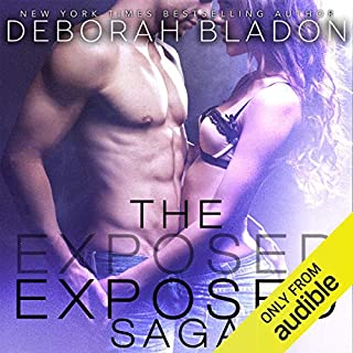 The Exposed Saga cover art