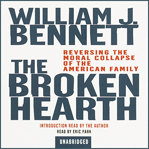 The Broken Hearth audiobook cover art