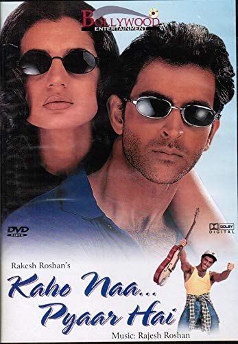 Kaho Naa Pyaar Hai (Brand New 2 disc Dvd, With English Subtitles, Released By BEI)