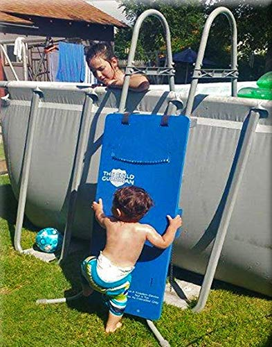 Grandma's Child Saver - Expert Pool Safety - Pool Ladder Guard - Child Protector - Prevent Drowning!