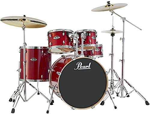 Pearl EXL725P/C Export Lacquer Series Shell Pack (Natural Cherry)