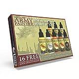 The Army Painter   Metallic Paint Set   8 Pinturas Metálicas y 16 Bolas de Mezcla   para Pintura y Modelado de Figuras Miniatura de Wargames