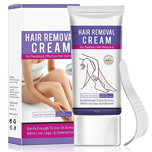 Hair Removal Cream - Flawless Depil…