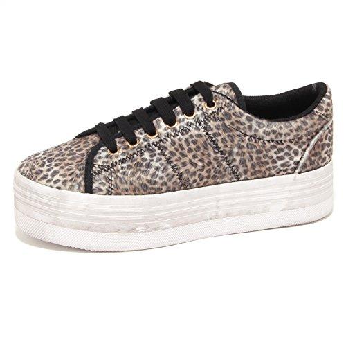 9272O Sneaker Zeppa JEFFREY CAMPBELL ZOMG Scarpa Donna Shoe Woman [37]