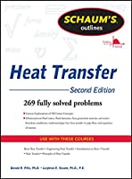 Heat Transfer (Schaum's Outlines)