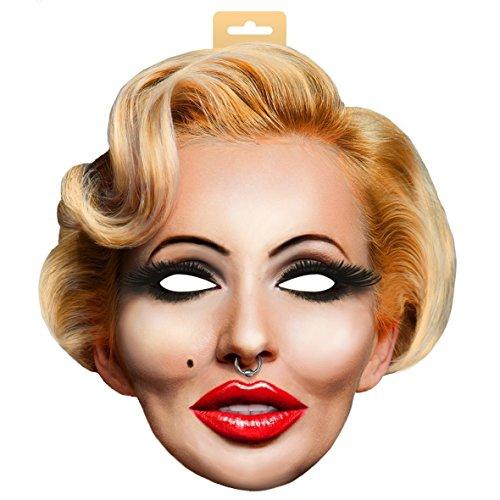 Folat EVA Botoxed Woman Masque avec élastique (2 x L)