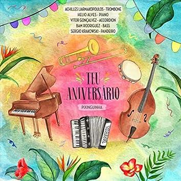 Teu Aniversario (feat. Helio Alves, Vitor Goncalvez, Bam Rodriguez & Sergio Krakowski)