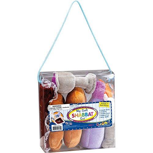 Rite Lite My Soft Shabbat Set - Plush Toy Set for Kids