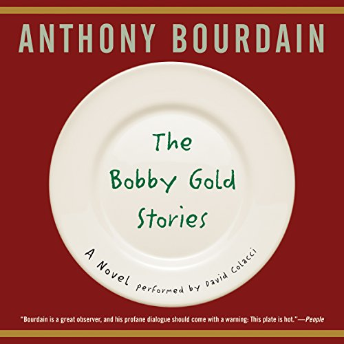 The Bobby Gold Stories audiobook cover art
