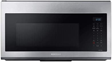 Samsung MC17T8000CS 1.7 Cu. Ft. Stainless Steel Over The Range Convection Microwave