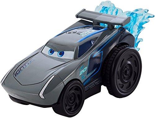 Disney - Cars Jackson Storm, DVD38 Splash Racers Veicolo McQueen, DVD40