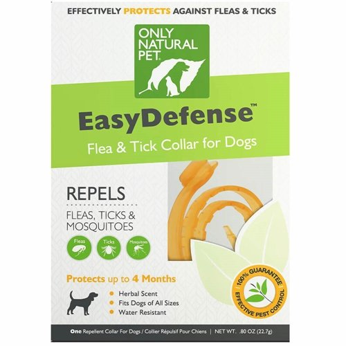 Only Natural Pet EasyDefense Flea, Tick & Mosquito Puppy Collar