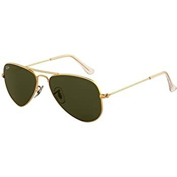Ray Ban RB3025 AVIATOR LARGE METAL Non-Polarized Sunglasses For Men For Women