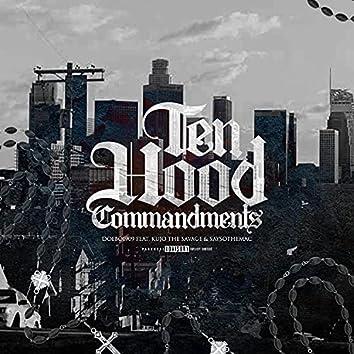 10 hood commandments