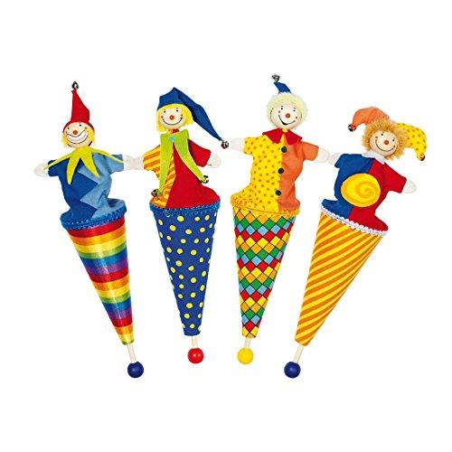 goki 51818 Pop-up Clown