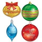 Beistle Christmas Decorations