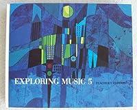 Exploring Music 5: Teacher's Edition 0030519802 Book Cover