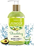 Glamorous Hub StBotanica Jungle Limpiador facial (limpiador facial estimulante...