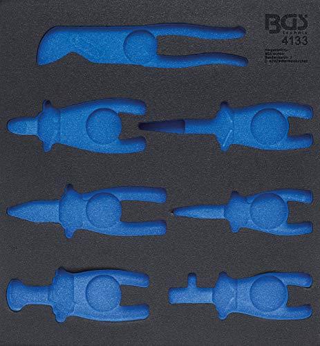Preisvergleich Produktbild BGS 4133-1 / Werkstattwageneinlage 2 / 3 / leer / für Art. 4133