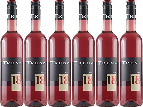Trenz Spätburgunder Rosé 2019 Feinherb (6 x 0.75 l)
