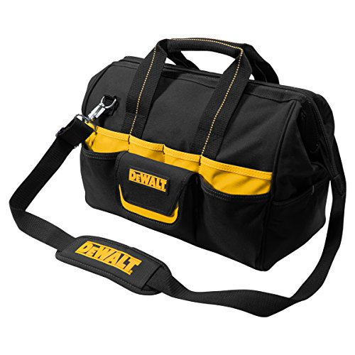 "DeWalt 16"" 33-Pocket Tool Bag  $35 at Amazon"
