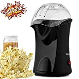 Best Hot Air Poppers - Homdox Hot Air Popcorn Popper, No Oil Popcorn Review