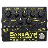 TECH21 SansAmp PARA DRIVER DI