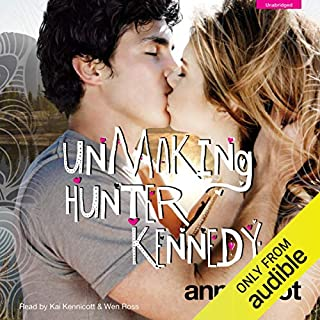 Unmaking Hunter Kennedy                   By:                                                                                                                                 Anne Eliot                               Narrated by:                                                                                                                                 Wen Ross,                                                                                        Kai Kennicott                      Length: 13 hrs and 39 mins     170 ratings     Overall 4.2